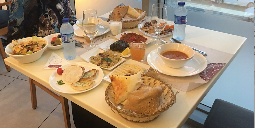 Our Iftar Feast