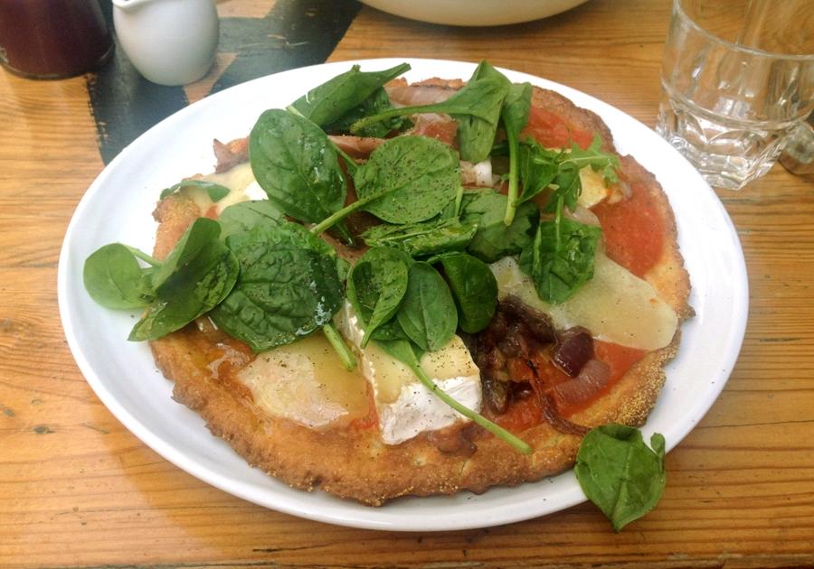 노글뤼 피자