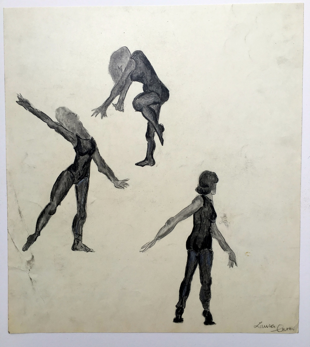 Gurton - Dance figures, pencil.jpg