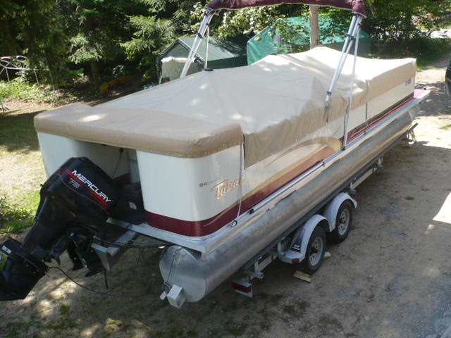 Pontoon boat storage cover.JPG