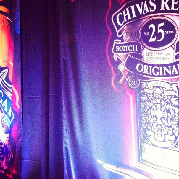 Chivas 1801 campaign finale at the Arcadian Court