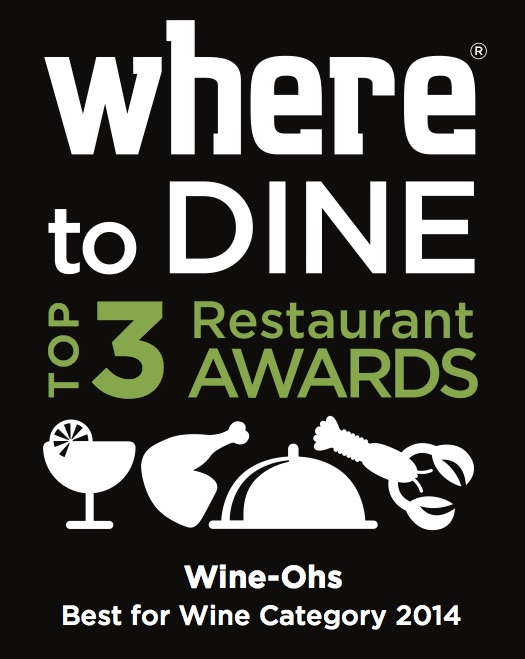Where Wine Award