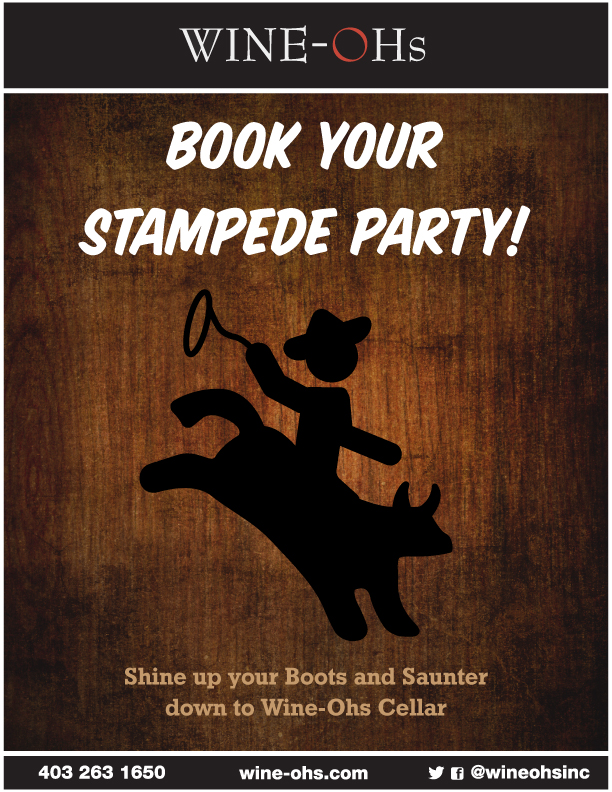 Book Your Stampede Party with us! #stampede2015 #stampede #yyc