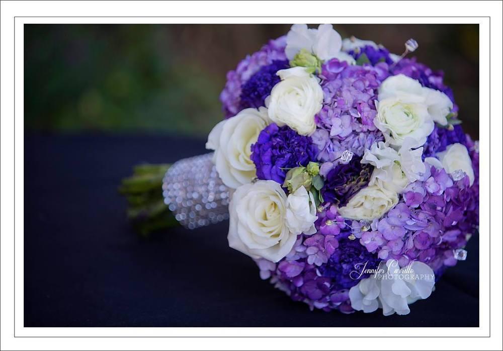 Down Emery Lane // Moorpark Country Club // Bridal Bouquet