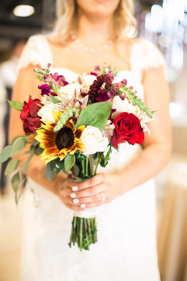 Camarillo Ranch Wedding // Flowers by Down Emery Lane