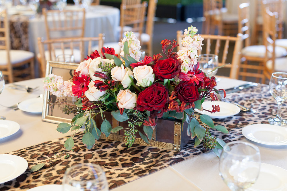 Flowers and decor by Down Emery Lane