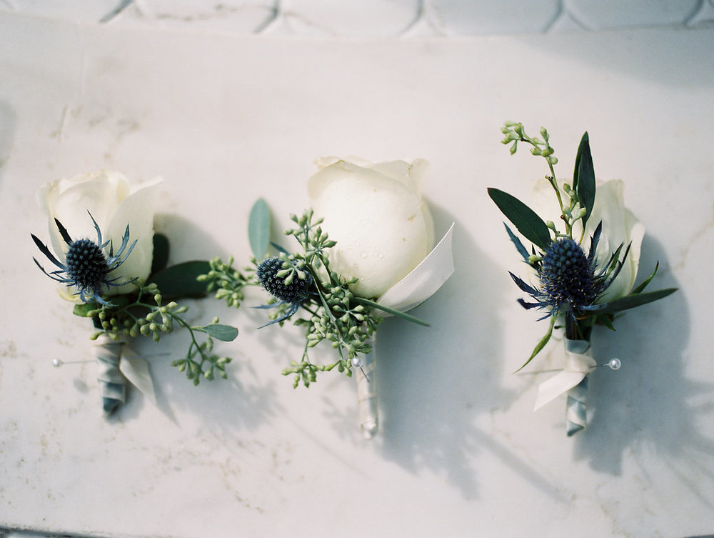 Boutonnières by Down Emery Lane