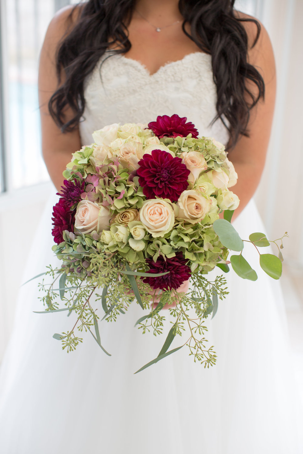 Bridal Bouquet by Down Emery Lane.