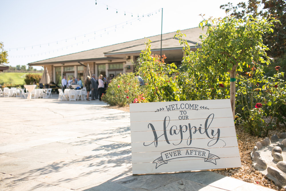 Moorpark Country Club // Day of Coordinating by Down Emery Lane