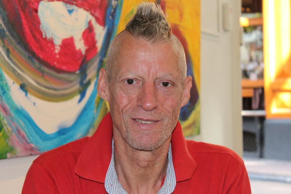 Dutch contemporary artist Harry van Gestel