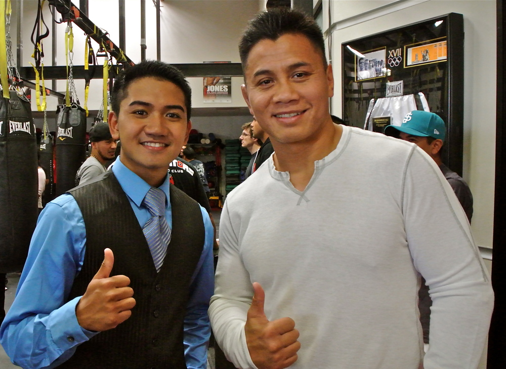 Legendary American Mixed Martial Artist/World Champion - Cung Le