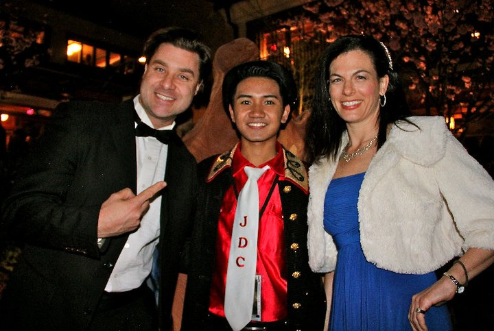 JDC with Mayor of Hollywood & his wife.jpg