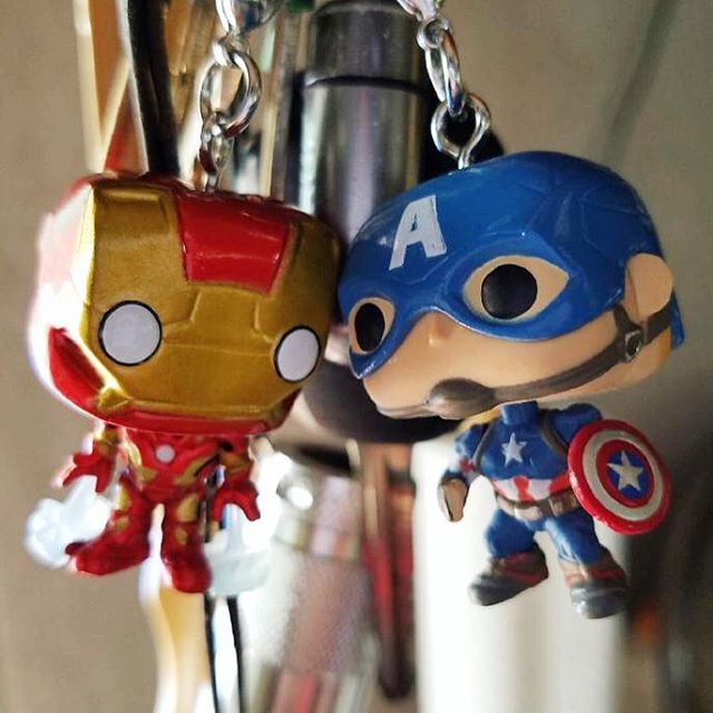 So.. Guess what I'm watching tonight! 😉 Who's team are you on? #teamironman #teamstark #ironman #teamiron #teamcap #teamcaptainamerica #civilwar #ironman  #captainamerica #captainamericacivilwar