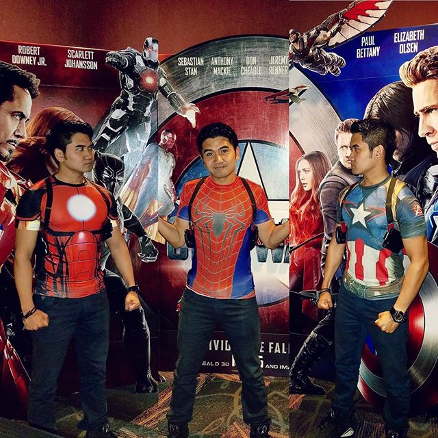 😁👌Civil War was awesome! Who's Team are you on & why? #captainamerica #captainamericacivilwar #teamcap #teamironman #ironman #civilwar