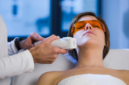 Laser Genesis skin treatment at Florida Aesthetics and Medical Weight Loss in Brandon, Fl