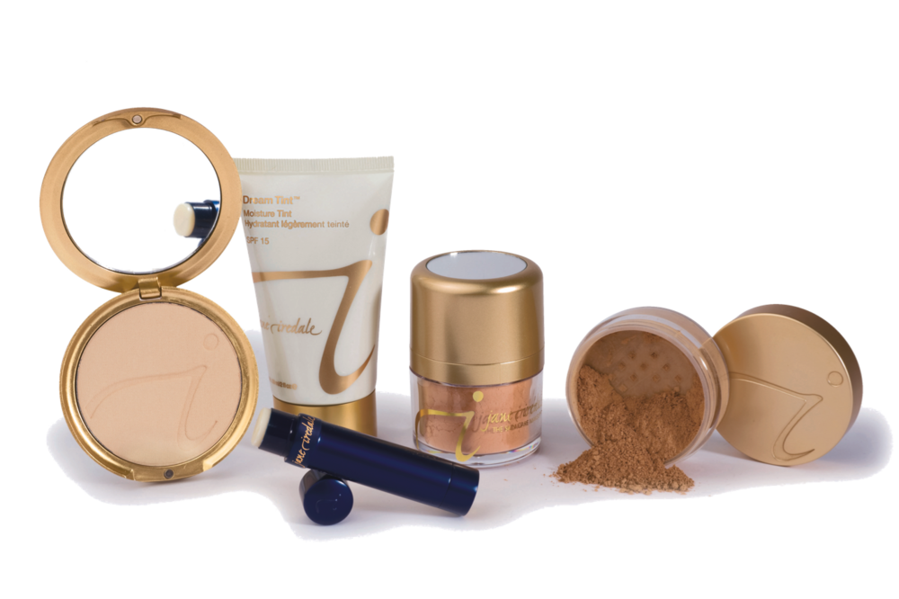 Jane Iredale mineral makeup at Florida Aesthetics and Medical Weight Loss in Tampa and Brandon, FL