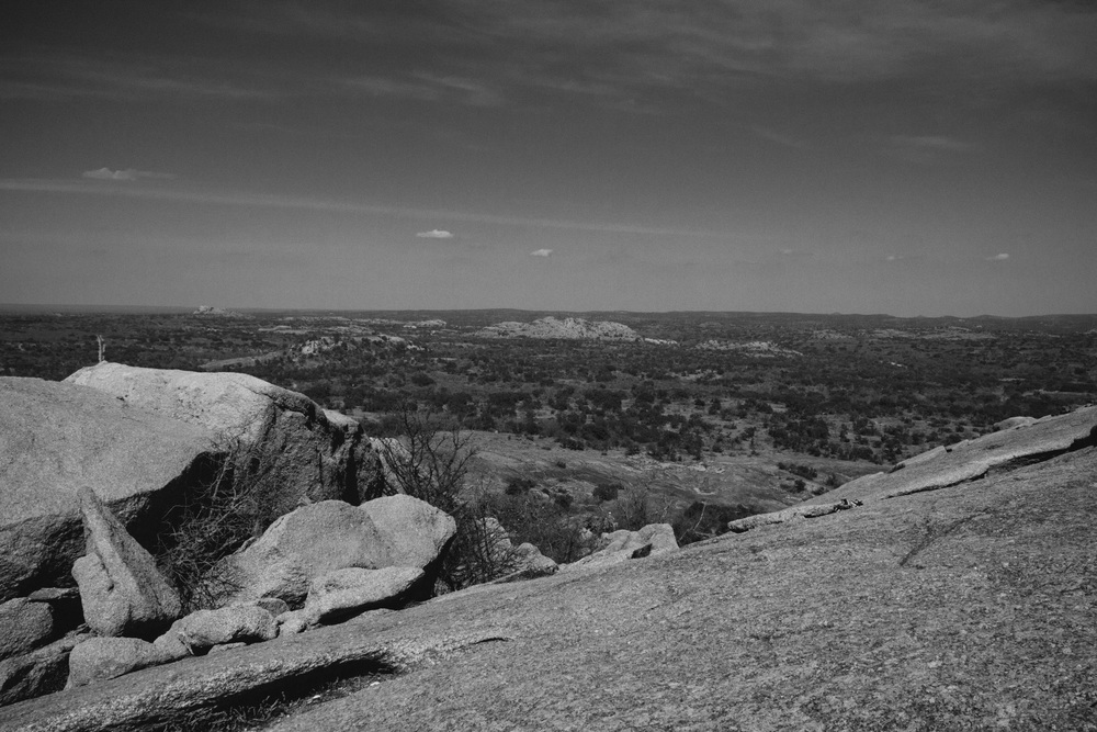 Enchanted Rock State Park, 2016