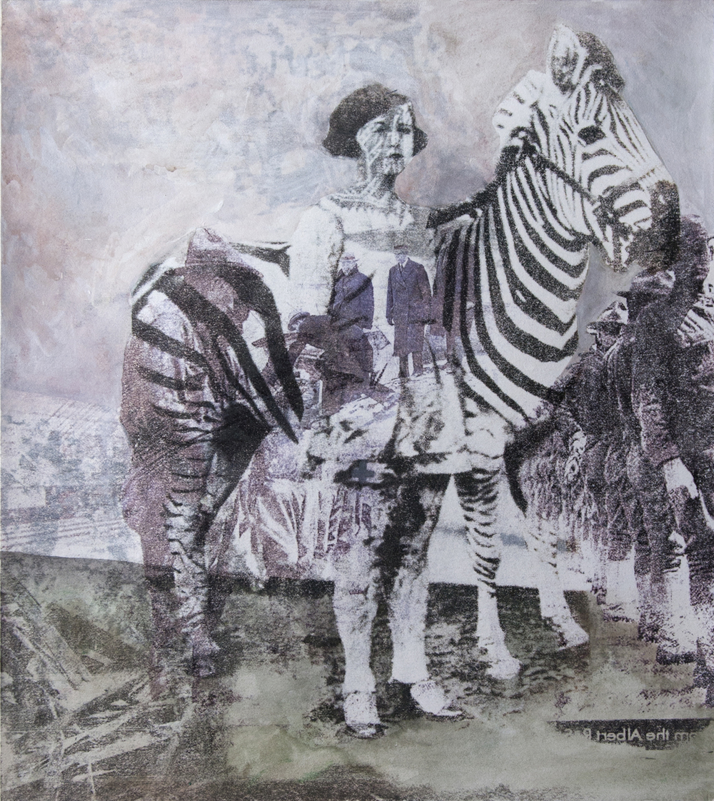 The Zebra Woman