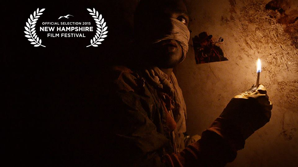 A naturalistic slice of post-'collapse' horror, The Smell is the story of a man determined to stay alive in the dying light of a world enveloped by death and 'The Smell'.  Best NH Short Narrative at the New Hampshire Film Festival 2015  Director JESSE RUUTTILA  Director of Photography CHARLOTTE HORNSBY  Producer & Set Decorator SOOJIN CHANG