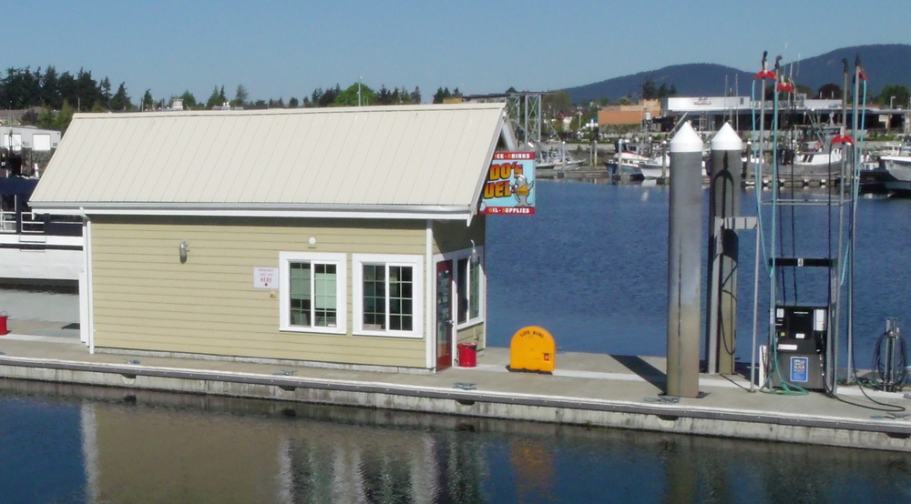 Port of Anacortes Fuel Dock in Anacortes, WA installed Sylogist Fuel Management Software to control fuel loss from short deliveries or forgotten sales .  Click on the above picture to view more photos.