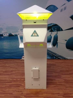 Power Pedestals are a great product to Lease.
