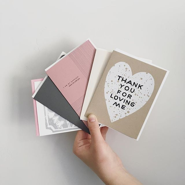 This Thursday is #valentinesday We have an abundant collection of #lovely #lovable #loving #love #cards by #independentmakers #nowinstock