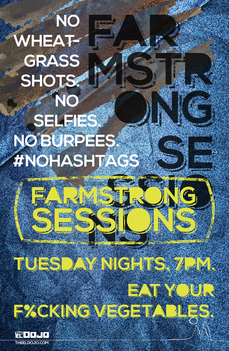 Farmstrong Sessions: Tuesday Nights