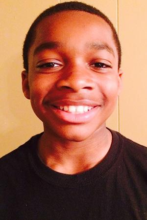 Malcolm Wallace, 13 Trenton, NJ