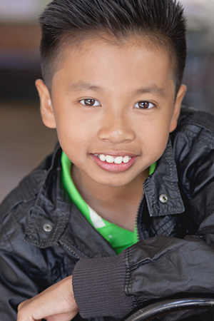 Ryan Phuong, 12 Los Angeles, CA