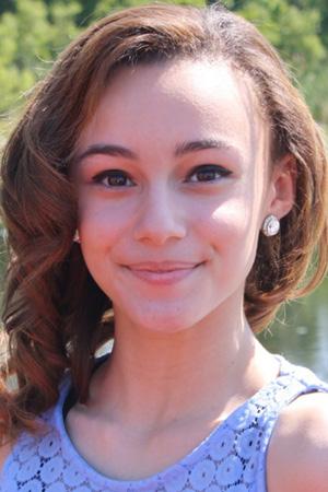 Brianna Navarro, 13 Davenport, FL