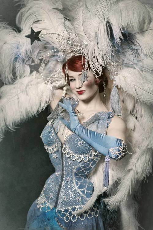Creazione costumi Burlesque - Sara Costantini