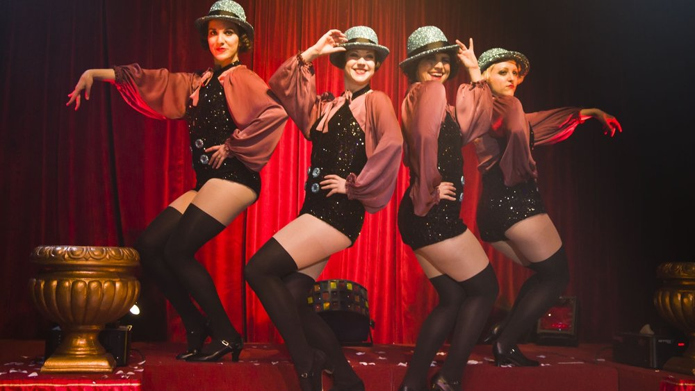 The Bee's Knees - Royal Burlesque Revue 22.02.14 photo by Marco Rossu 1007.jpg