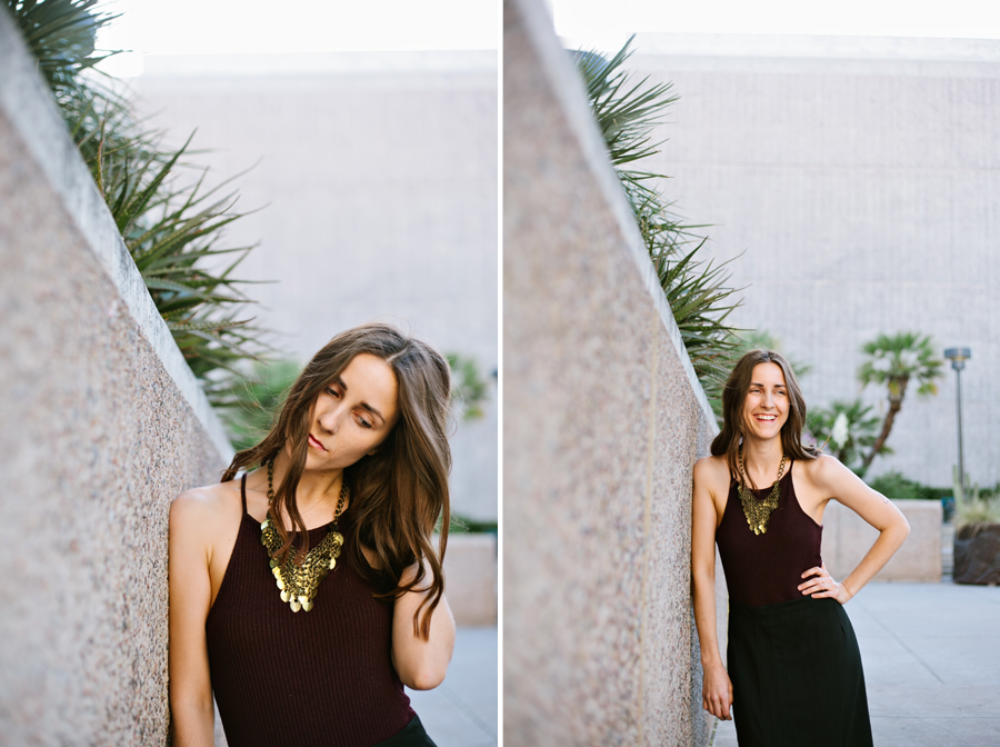 College Senior Portraits // Arizona State University // talkstudiosphotography.com