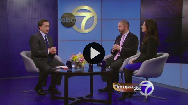 Professor Perez Rosario on ABC's Tiempo discussing changing U.S. - Cuba regulations part4