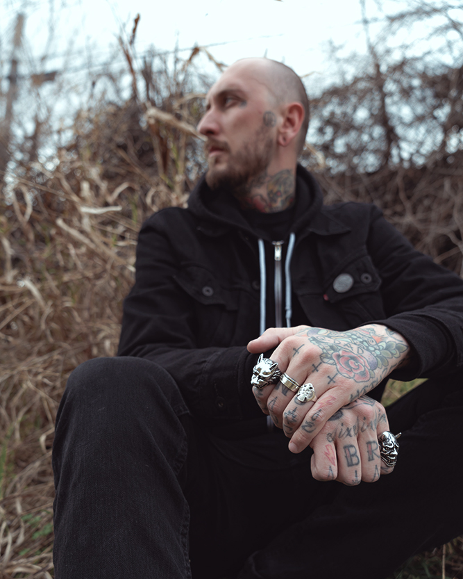Tattoo Artist/Photographer, Clamore Wolfmeyer