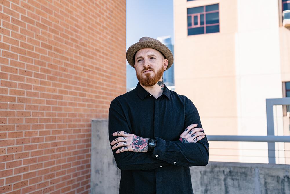 Tattoo Artist, Jason Call