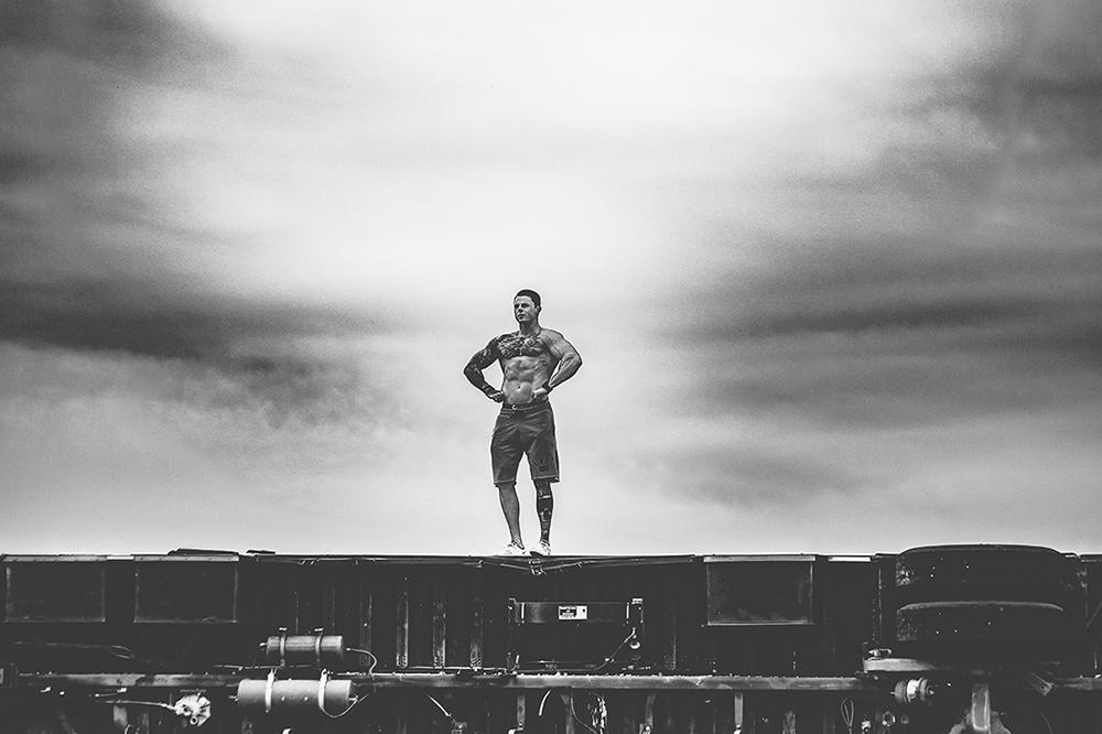 Athlete, Jeremy Kane