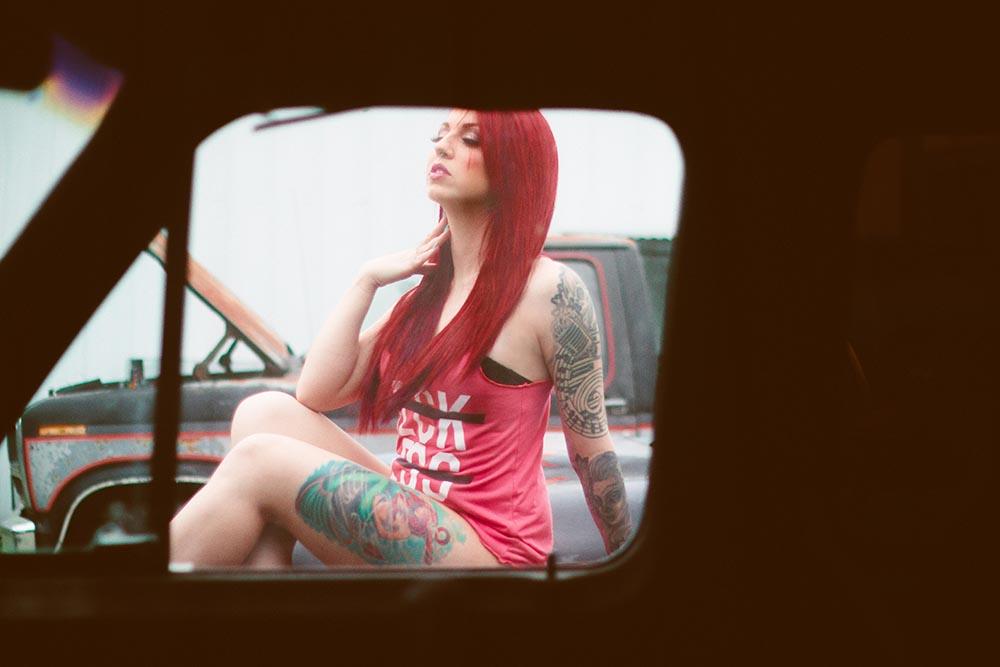 Model, Jessica Rabbit