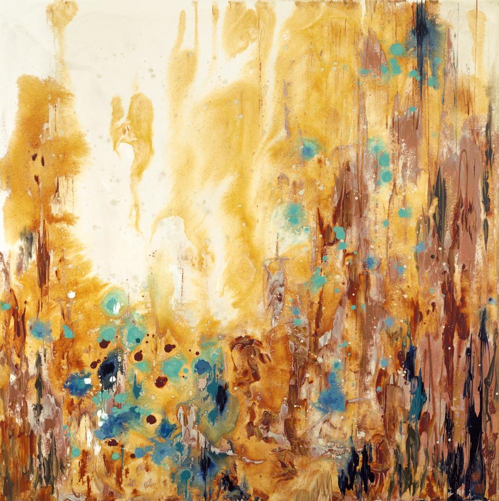 Rusted Rain by Shawna C Elliott