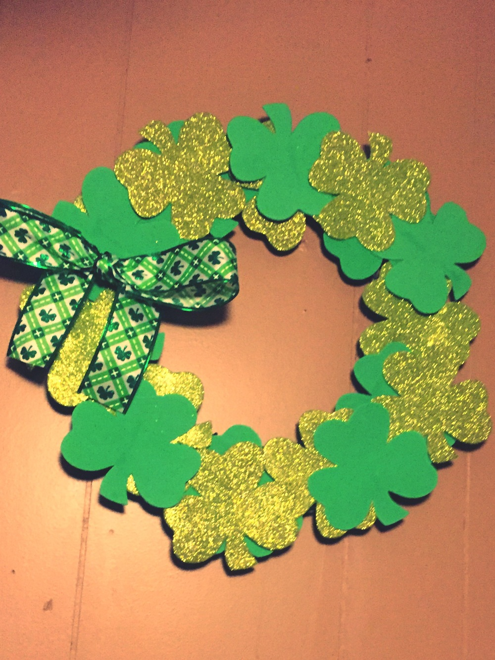 DIY Dollar Store St. Patties Day Wreath Challenge, Fail or Success?
