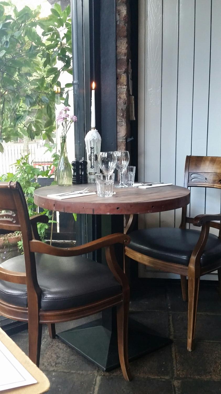 Belfast Ireland tapas restaurant,