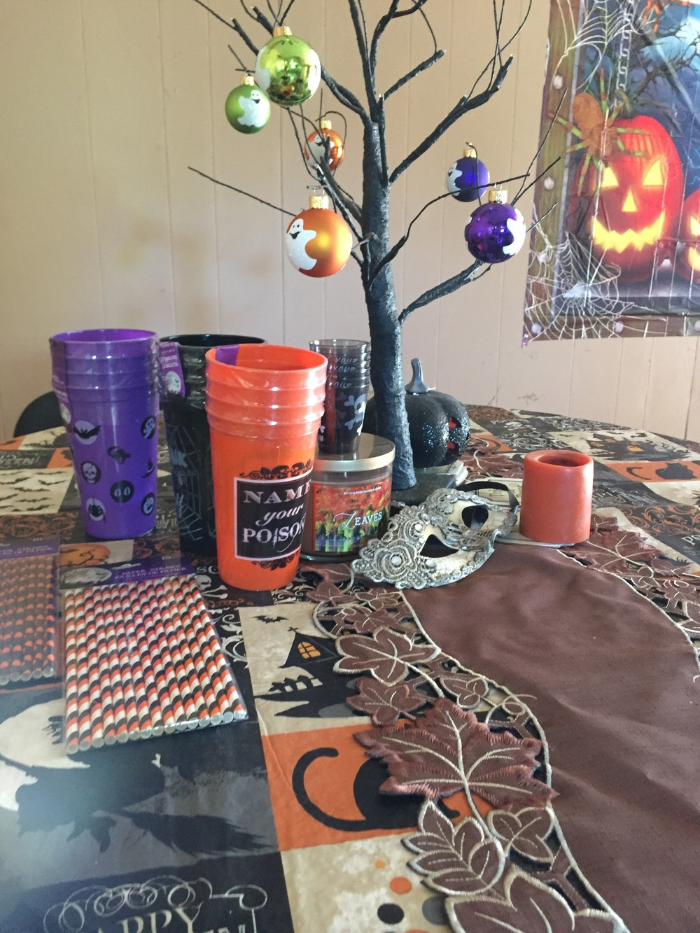 PInspired Halloween Party —