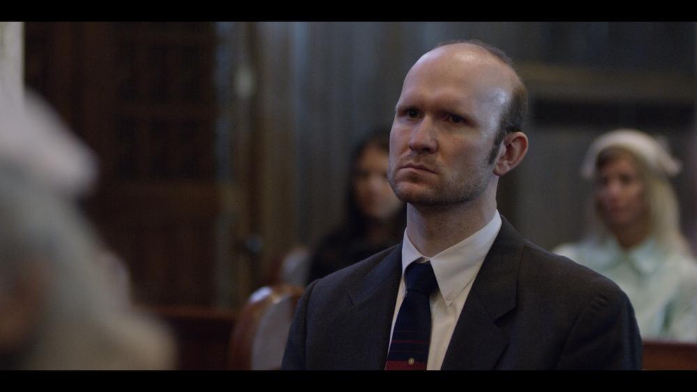 Joshua Brown as Paul Ewell.