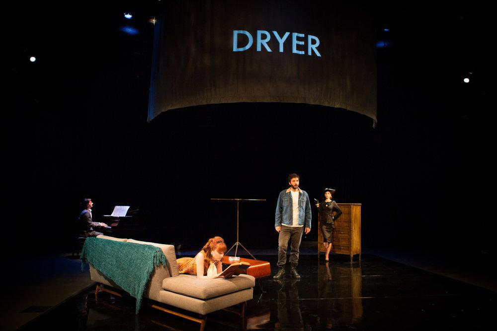 Dryer (2017) - Tom Johnson