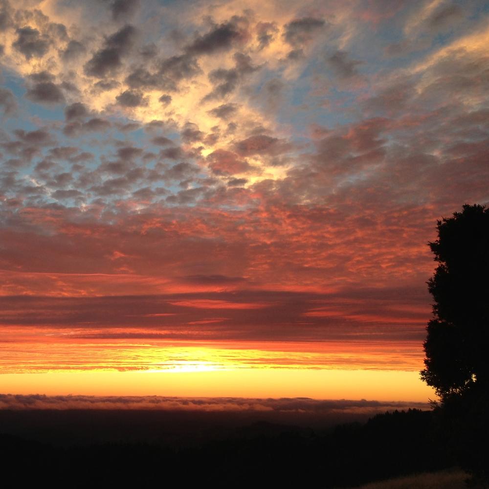 Jiko Sunset.JPG