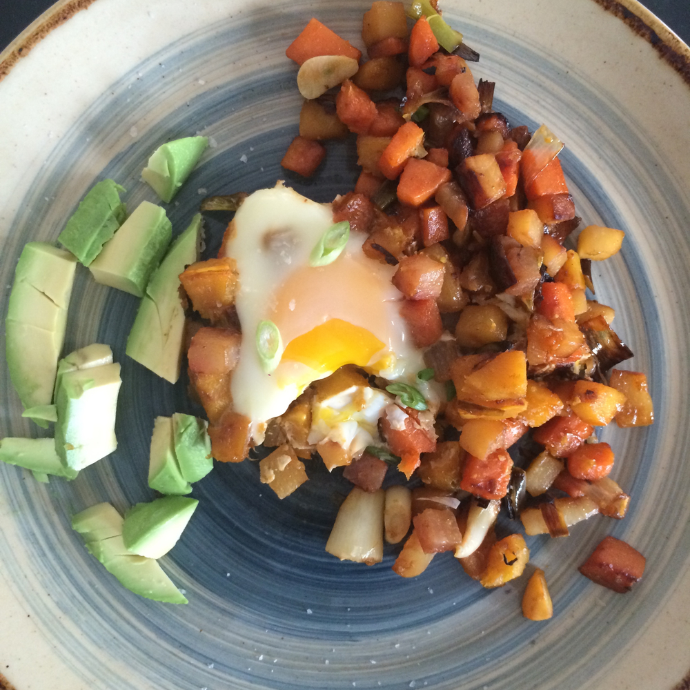 Winter Vegetable Hash — Three Lily Provisions