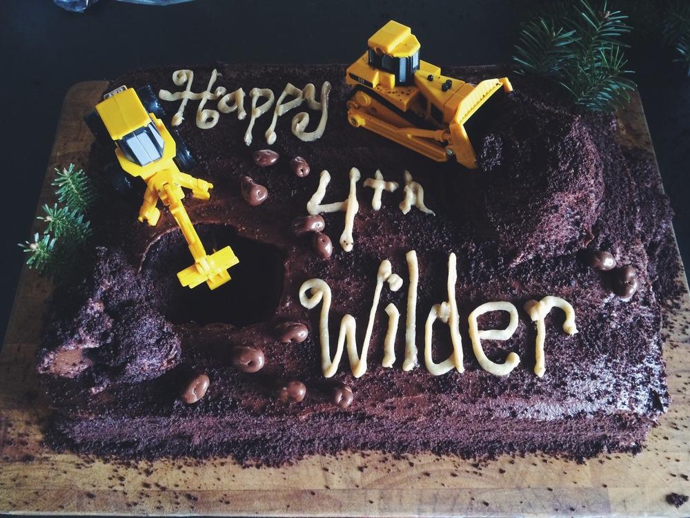 The Best Birthday Cake Three Lily Provisions