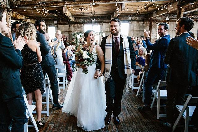 Here's the thing. Sometimes you meet humans who encourage and inspire you like it's their job. And sometimes those humans get married. This is one of those rare and incredible moments. We couldn't love Seth & Bettina more 🤘photo by @aaronxplanet ❤️