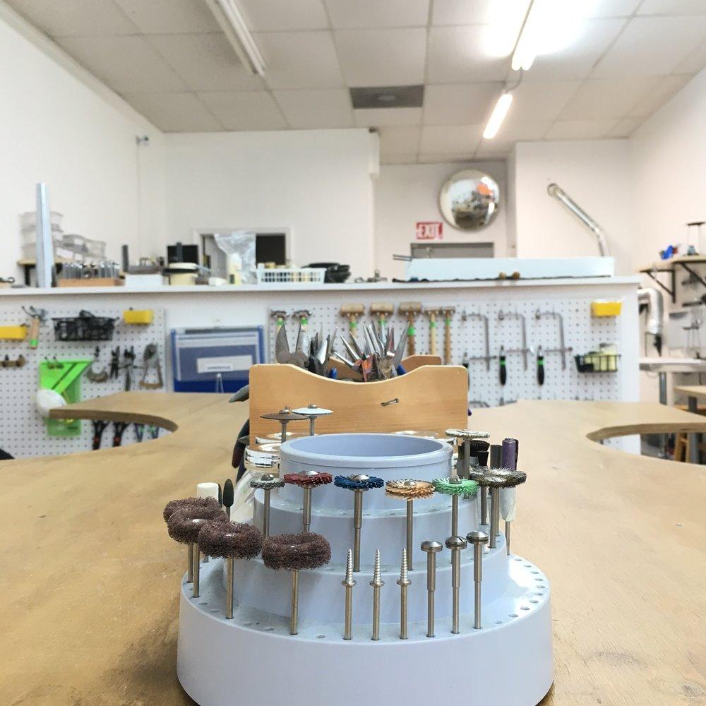 Tytin Jewelry hand tools