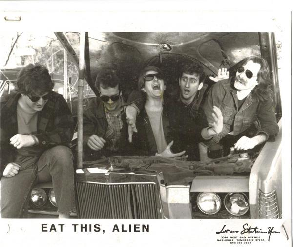 Eat This, Alien, 1986